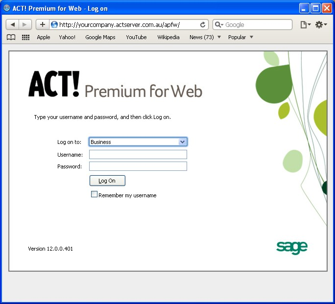 Act! CRM Software Screenshot 6